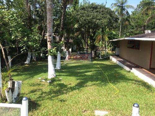 Chacara Para Venda No Bairro  Em Itanhaém - Cod: Ai16639 - Ai16639
