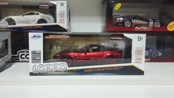 Jada Lopro 2009 Corvette Zr1 Diecast 1:18