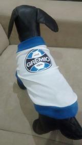 Camisa De Cachorro Gremio Tam 1