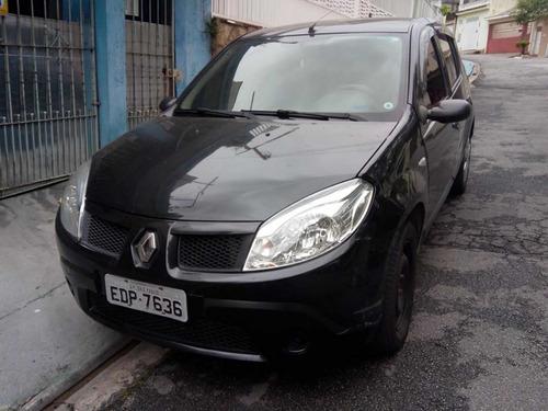 Imagem 1 de 5 de Renault Sandero 2009 1.6 Expression Hi-torque 5p