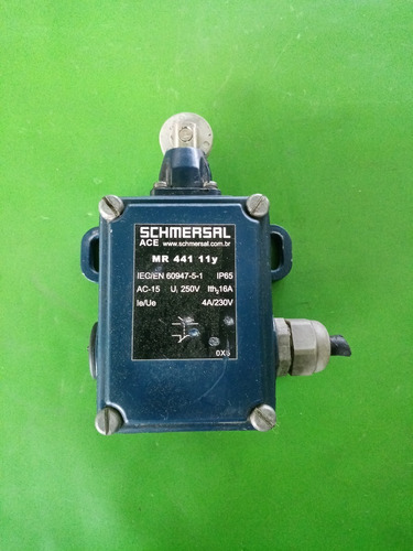 Micro Switch 16amp Tipo Pulsador 17002