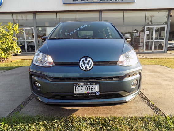 Volkswagen Up Std Paquete Connect 2018