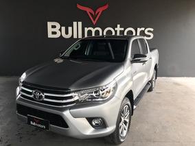 Toyota Hilux Cd Srx 4x4 2.8 Tdi 16v Diesel Aut 2018