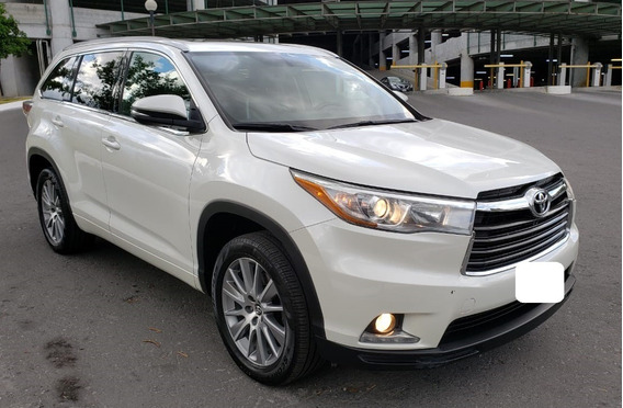 Toyota Highlander 2016 Limited