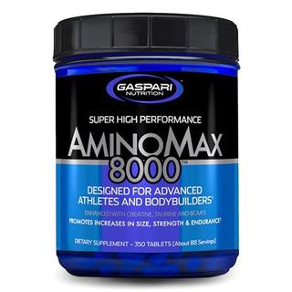 Aminomax 8000 (350tabs) Gaspari