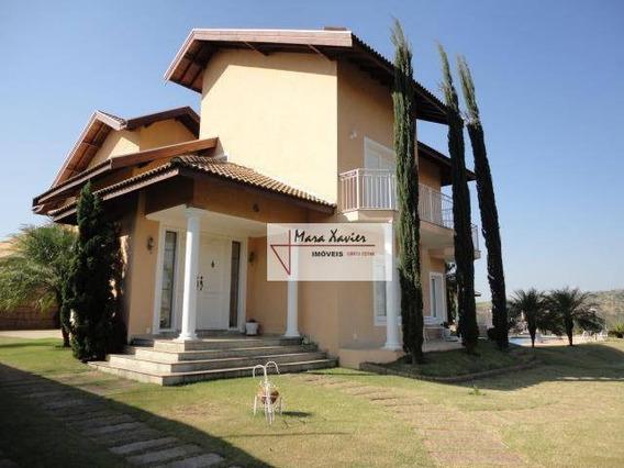 Chácara Com 4 Dormitórios Para Alugar, 2100 M² Por R$ 12.000,00/mês - Condomínio Chácaras Do Lago - Vinhedo/sp - Ch0095