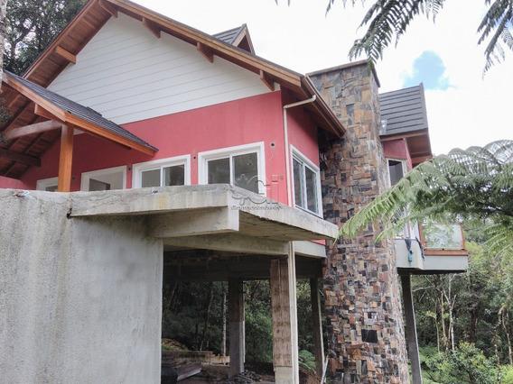 Casa Em Condominio - Lagos De Gramado - Ref: 1887 - V-2396