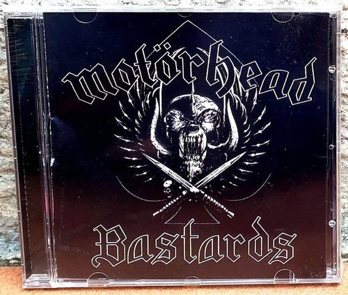 Motorhead (bastards) Ramones, Ac/dc, Iron Maiden, Metallica