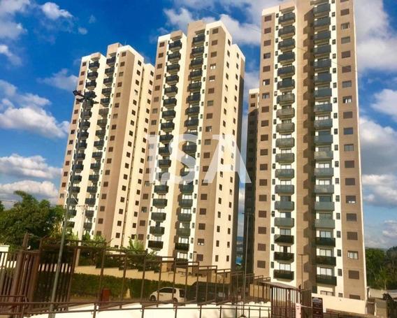 Alugar Apartamento,condomínio Residencial Paris, Sorocaba,apartamento 52 M² , 2 Dormitórios C/ Moveis Planejados, Banheiro Social, Cozinha Planejada, - Ap02092 - 34342779