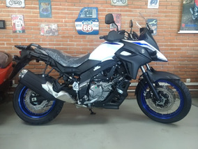 Vstrom 650 Xt Big Trail