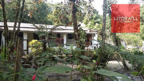 Imagem 1 de 30 de Chácara Residencial À Venda, Chácaras Bopiranga, Itanhaém. - Ch0023