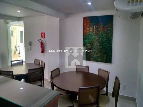 Apartamento Residencial À Venda, Nova Aliança, Ribeirão Preto - Ap0107. - Ap0107