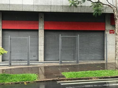 Imagem 1 de 10 de Loja Em Cristal, Porto Alegre/rs De 61m² À Venda Por R$ 179.000,00 - Lo783327