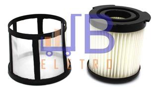 Filtro Permanente Hepa Aspirador Electrolux Easy Box + Rede