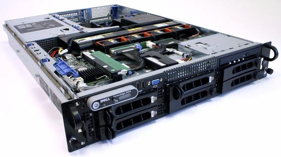 Servidor Dell Poweredge 2950 Quadcore Com Trilhos