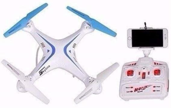 Drone Ml2122 Fq777 Com Sistema Fpv Wifi De Visualização Real