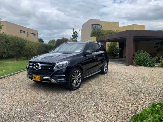 Mercedez Benz Gle 500 Blindado