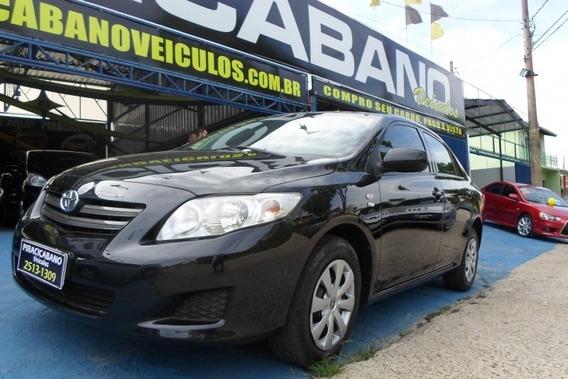 Toyota Corolla 1.6 Xli 16v Gasolina 4p Automatico 2008/2009