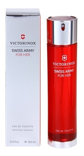 Swiss Army Swiss Army 100ml Para Mujer Eros Perfume Outlet