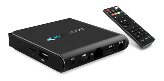 Smart Tv Box Noga Pc Pro Ultrahd 4k 2gb 16gb Wifi Hdmi Cuota
