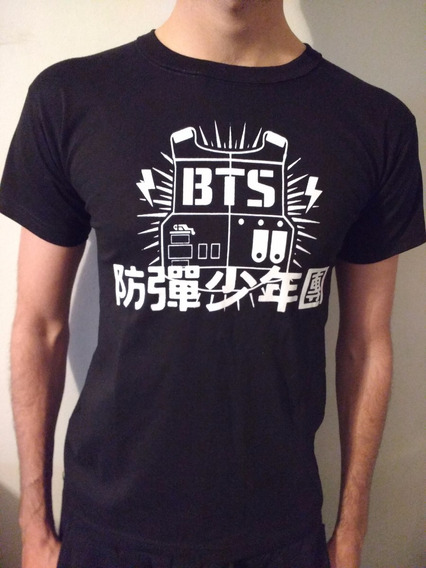 The Charly Project. Remeras Impresas.bts.