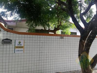 Casa Com 3 Dormitórios À Venda, 144 M² Por R$ 270.000 - Brisamar - João Pessoa/pb - Cod Ca0151 - Ca0151