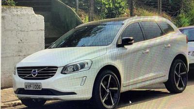 Volvo Xc60 Dynamic T5 Branco Interior Bege Muito Novo !!!