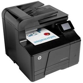 Impressora Multifuncional Hp Laserjet Pro 200