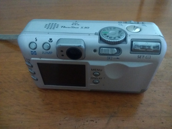 Camera Digital Canon Powershot S30
