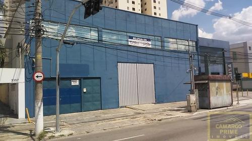 Ótimo Imóvel Com 1770 Metros De Área Construída Na Prof. Francisco Morato! - Eb68845