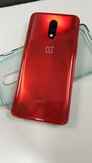 Oneplus 7 Red 8/256 Versão Global Zerado C/caixa