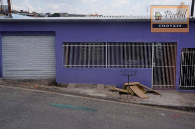 Casa Residencial À Venda, Vila Indaia, Várzea Paulista - Ca0018. - Ca0018