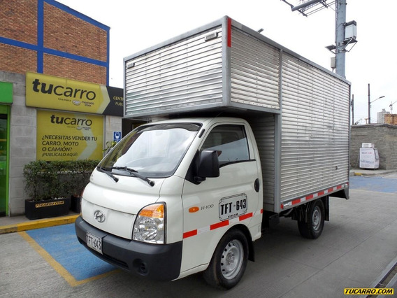 Furgones Hyundai H100 Porter