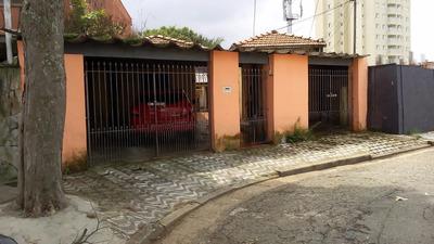 Terreno Residencial À Venda, Vila Alzira, Santo André. - Te4260