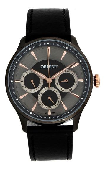 Relógio Masculino Orient Myscm003-g1px - Cinza/preto