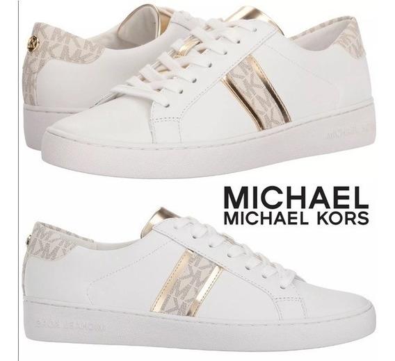 Tenis Michael Kors Irving Dama Original