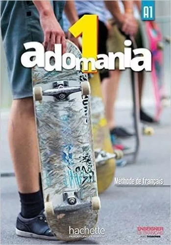 Adomania A1 - Livro + Dvd (frete Gratis Tempo Limitado)