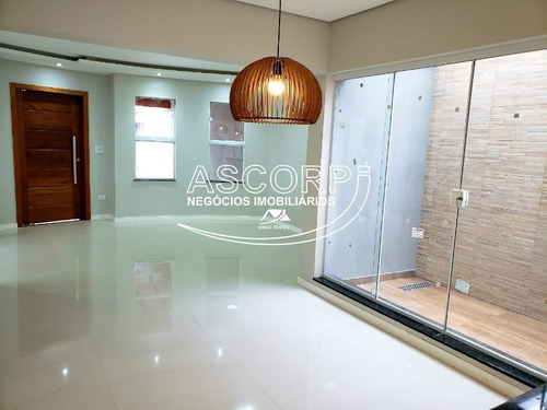 Casa Nova No Bairro Campos Do Conde (cod:ca00292) - Ca00292 - 68756776