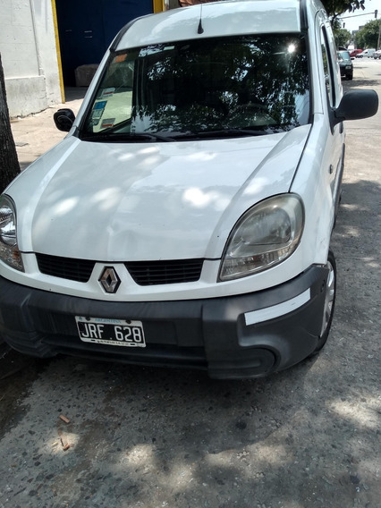 Renaul Kangoo Confort 1.5 Sdi Gas Oil