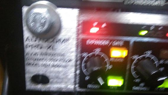 Autocom Pro Xl - Mdx 1600 - Compressor Behringer