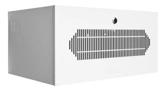 Mini Rack Organizador Padrão 19 5u Onix Security Branca