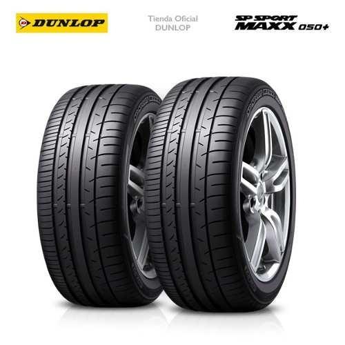 Kit X2 Cubiertas 255/55r18 (109y) Dunlop Sport Maxx 050+