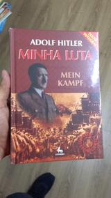 Livro Minha Luta - Mein Kampf