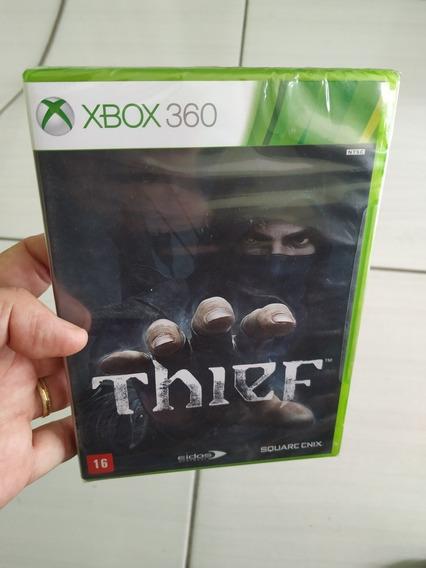 Thief Xbox 360 Mídia Física LacradaP. Entrega