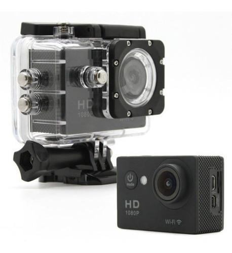 Câmera Tj-4000 Ação Sports Full Hd 1080p Zoom 4x 60fps