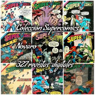 Supercomics Novaro Antiguas Revistas Digitales