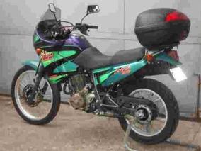 Moto Honda Nx 350 Sahara 1998