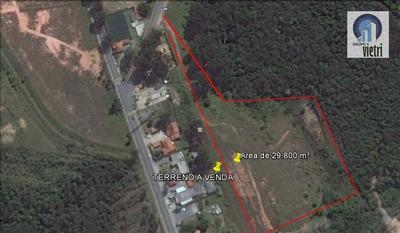 Área Residencial À Venda, Lageadinho, Cotia. - Ar0054