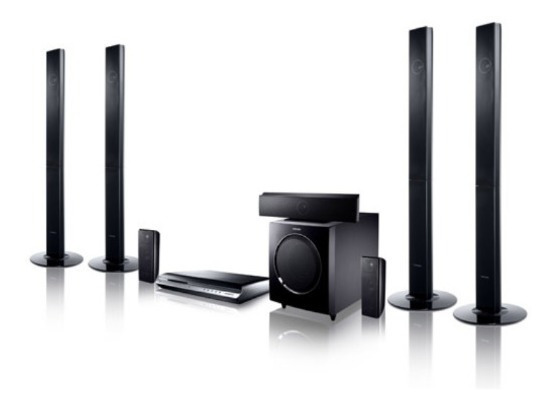 Home Theater Blu-ray Samsung Ht-bd2