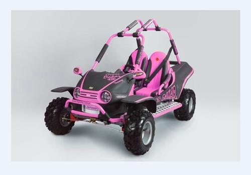 Imagem 1 de 1 de Fapinha Cross Dream - Mini Buggy Preto Fosco